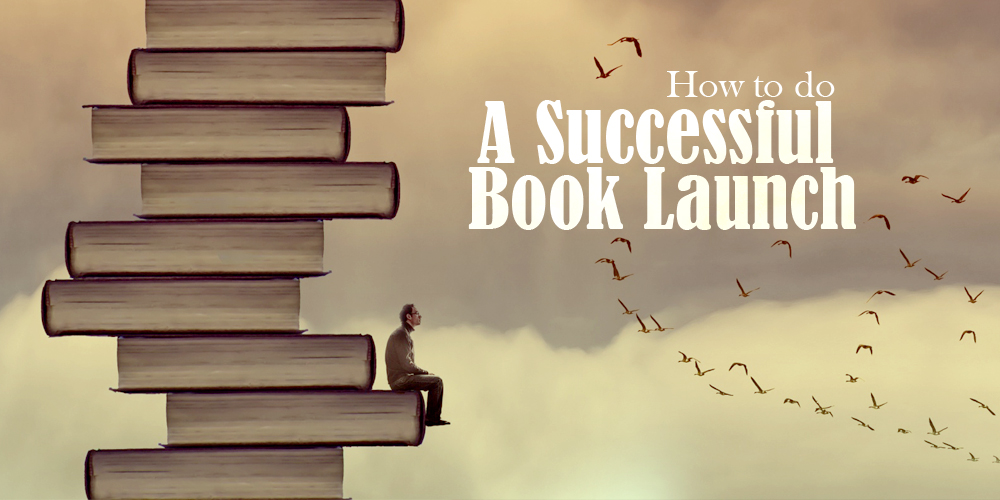 How to do a Successful Book Launch - VichaarBox