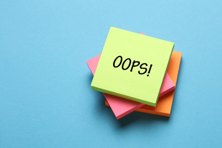 10 Social Media Marketing Mistakes To Avoid
